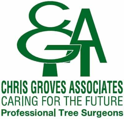 chris groves associates logo